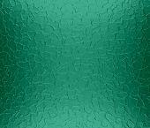 stock photo of bangladesh  - Bangladesh green metallic metal texture background for design - JPG