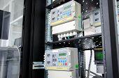 pic of electricity meter  - Digital gas flow meters - JPG