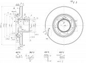 picture of degree  - Expanded wheel sketch with span - JPG
