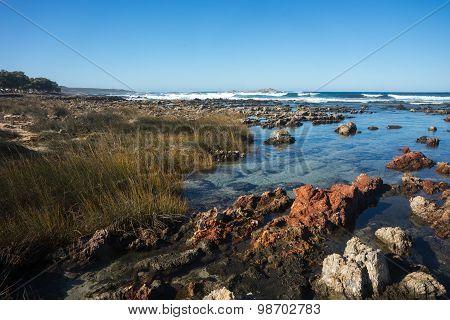 Falasarna Beach, Crete, Greece
