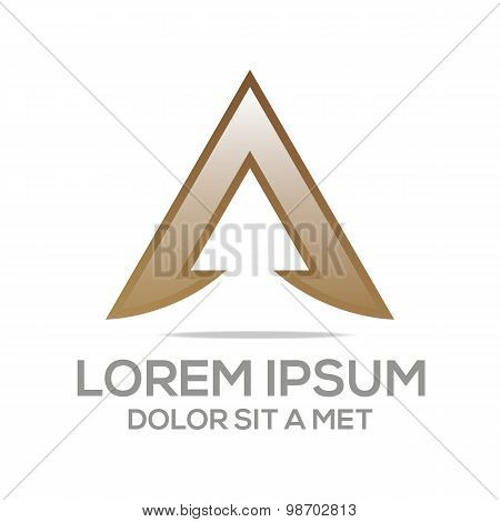 Logo abstract symbol element template business vector