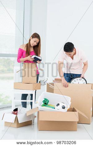 Packing Belongings