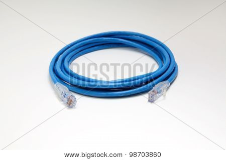 Rj45 Cat.6 Plug Ethernet Cable