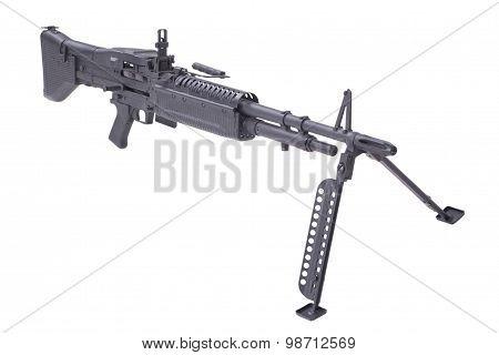 Us Army M60 Machine Gun
