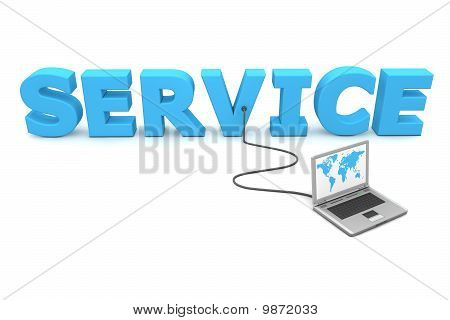 Wired To Service