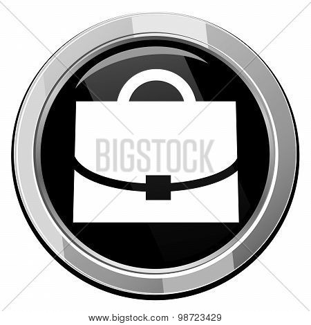 Case - Vector Icon Isolated