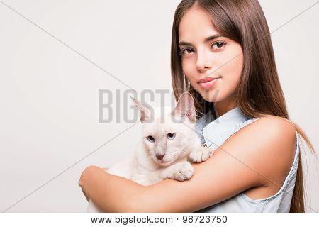 Cat Affection.