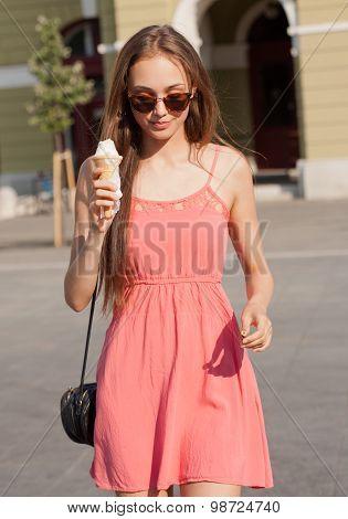 Summer Ice Cream Fun.