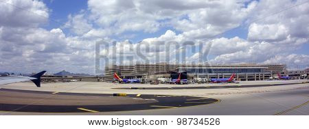Airport in Phoenix, AZ