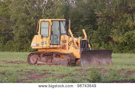John Deere Bulldozer
