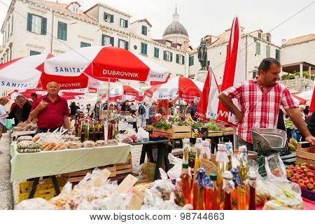 Old Market, Dubrovnik
