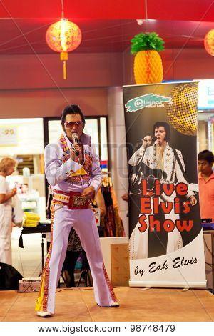Elvis Night Show In Phuket