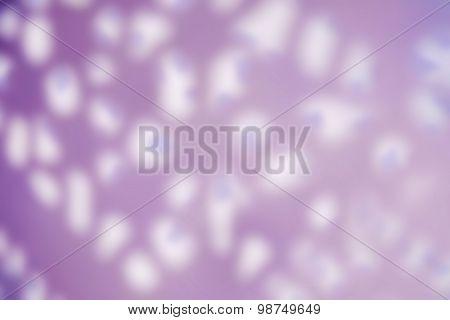 Blurred Steel Flowerpot Texture Background