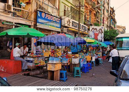 Chinese Quarter, Yangon