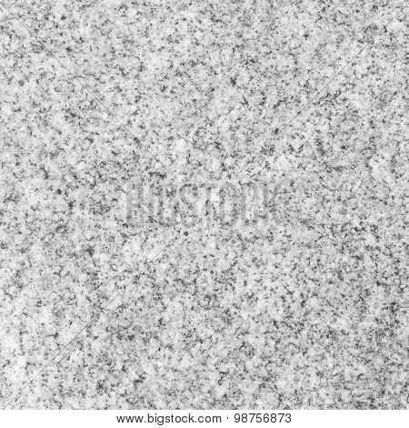 Gray granite background.