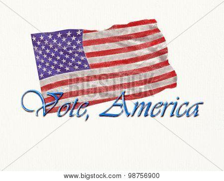 Vote America.