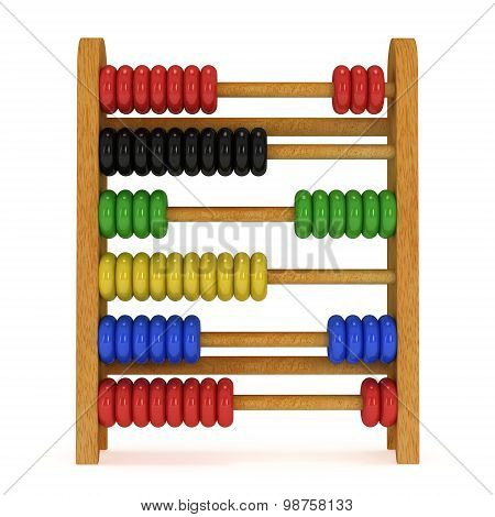 3D Toy Abacus