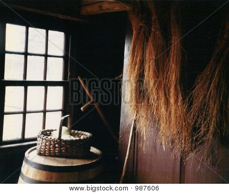 Tavern Window