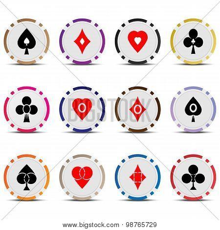 Poker Chips 08