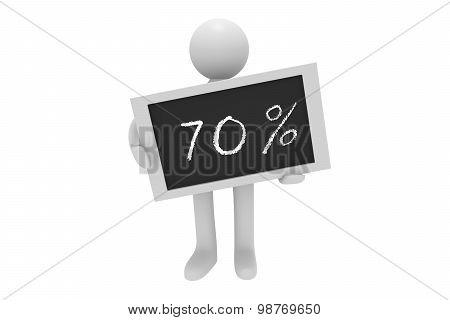 Seventy Percent