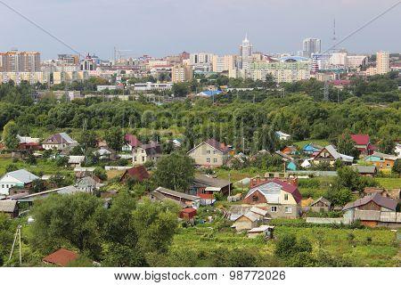 City Saransk