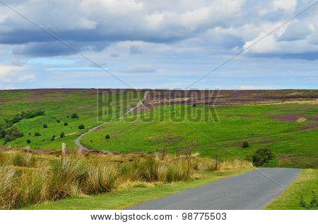 North York Moors Yorkshire England