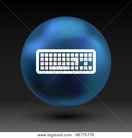 icon keyboard laptop input put key alphabet tool