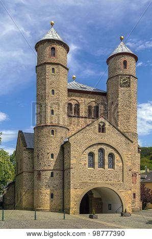 St. Chrysanthus And Daria Church, Bad Munstereifel, Germany