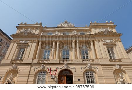 Austrian Academy of Sciences (1755) in Vienna, Austria