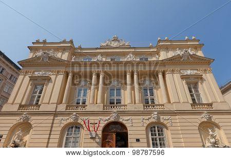Austrian Academy of Sciences (1755) in Vienna, Austria