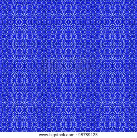 Seamless pattern dark blue