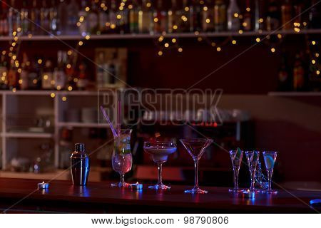 Photo Of Several Drinks