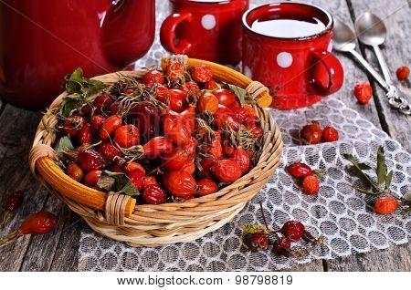 Dogrose Berries