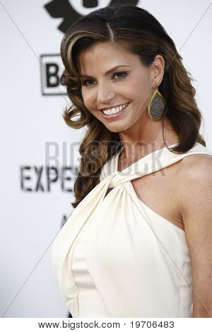 "LOS ANGELES - AUGUST 3:  Charisma Carpenter arrives at ""The Expendables"" LA Premiere at Grauman's Chinese Theater on August 3, 2010 in Los Angeles, CA"