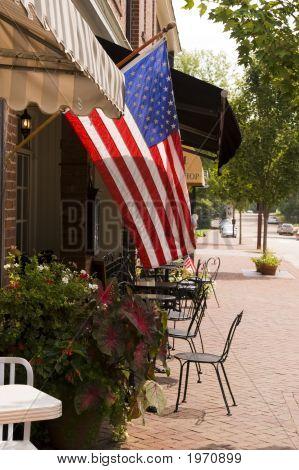 Cafe Flag