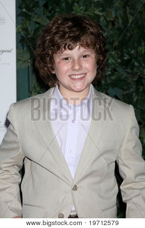 LOS ANGELES - AUG 27:  Nolan Gould arrives at the 62nd Primetime Emmy Awards Performers Nominee Reception at Spectra - Pacific Design Center on August 27, 2010 in Los Angeles, CA
