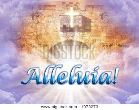 Heavenly Alleluia!