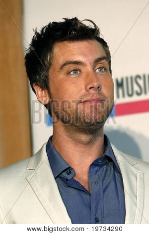 LOS ANGELES - OCT 12:  Lance Bass  at the 2010 American Music Awards Nominations Press Conference  at The Mixing Room - JW Marriott on October 12, 2010 in Los Angeles, CA