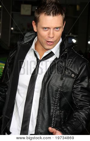 LOS ANGELES - OCT 13:  Mike Mizanin,