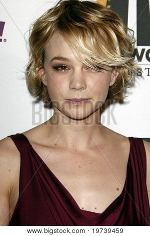LOS ANGELES - OCT 25:  Carey Mulligan arrives at the 14th Annual Hollywood Awards Gala at Beverly Hilton Hotel on October 25, 2010 in Beverly Hills, CA