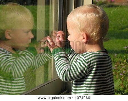 Touching Reflection