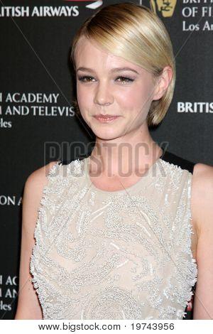 LOS ANGELES - NOV 4: Carey Mulligan kommt bei den 19. jährlichen BAFTA Los Angeles Britannia Awards ein