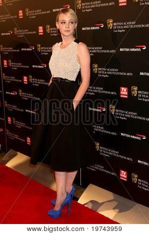 LOS ANGELES - NOV 4:  Carey Mulligan arrives at the 19th Annual BAFTA Los Angeles Britannia Awards at Hyatt Regency Century Plaza on November 4, 2010 in Century City, CA
