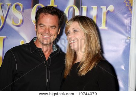 LOS ANGELES - NOV 6:  Wally Kurth arrives at the Days of Our Lives 45th Anniversary Party at House of Blues on November 6, 2010 in West Hollywood, CA