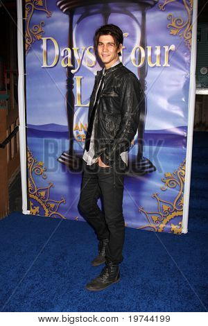 LOS ANGELES - NOV 6:  Casey Deidrick arrives at the Days of Our Lives 45th Anniversary Party at House of Blues on November 6, 2010 in West Hollywood, CA