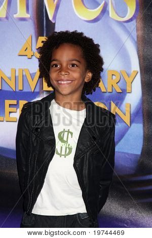 LOS ANGELES - NOV 6:  Terrell Ransom Jr. arrives at the Days of Our Lives 45th Anniversary Party at House of Blues on November 6, 2010 in West Hollywood, CA