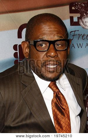 LOS ANGELES - NOV 7:  Forest Whitaker arrives at the 2010 Freedom Awards  at Redondo Beach Performing Arts Center on November 7, 2010 in Redondo Beach, CA