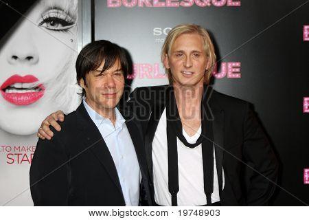 LOS ANGELES - NOV 15:  Alan Siegel, David Meister arrives at the