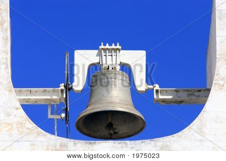 Bell Of Cathedral Of Brasilia