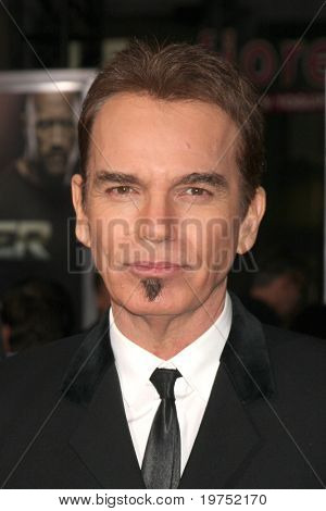 "LOS ANGELES - NOV 22:  Billy Bob Thornton arrives at the ""Faster"" LA Premiere at Grauman's Chinese Theater on November 22, 2010 in Los Angeles, CA"